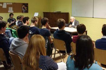 Mgr. Hudsyn : La mission du chrétien