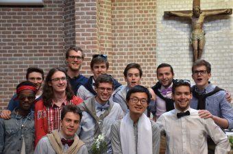 Baptême de Yannick