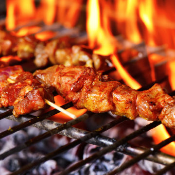 Barbecue de fin d'année