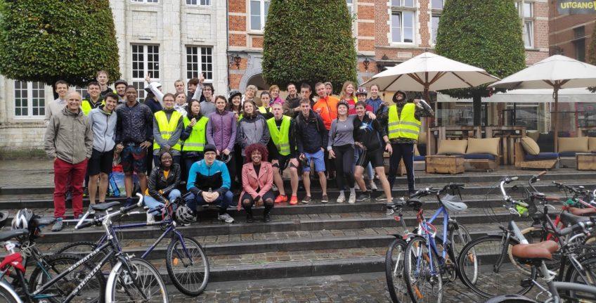 WE à Leuven