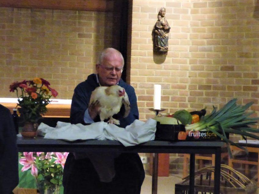 Visite du Frère Marc